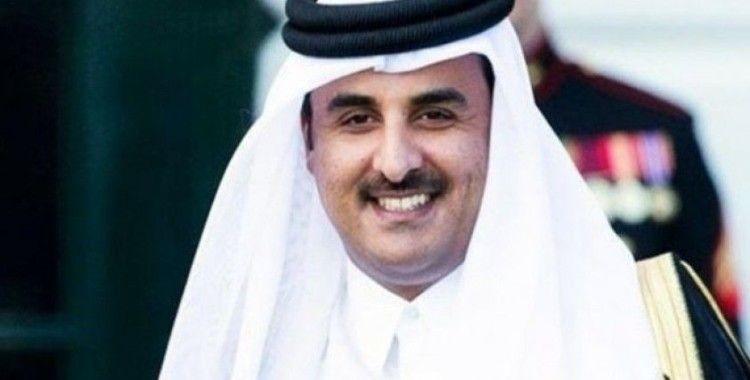 Katar Emiri Al Sani, uluslararası toplumu Taliban'la diyaloğu sürdürmeye davet etti