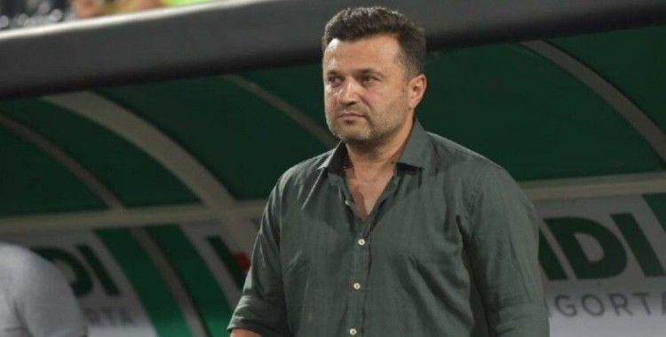Çaykur Rizespor'da Teknik Direktör Bülent Uygun ile yollar ayrıldı