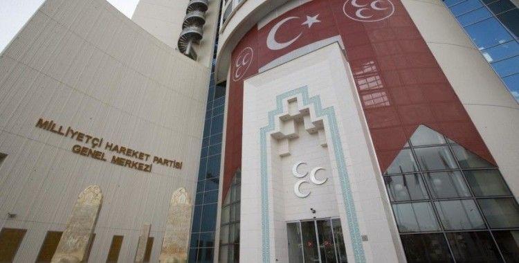 MHP'den partiden ihraç açıklaması