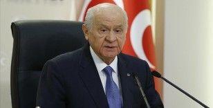 MHP Genel Başkanı Bahçeli: 'İP ile CHP, PKK'nın mandası altına girmiştir'