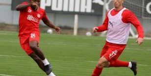Sivasspor'da Karagümrük maçı hazırlıkları sürüyor