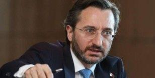İletişim Başkanı Altun: Dünya Cumhurbaşkanı Erdoğan'a kulak vermeli