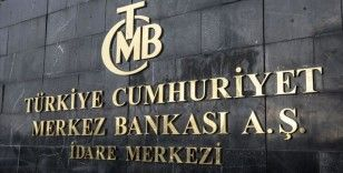Merkez Bankası politika faizini 1 puan indirdi