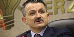 Bakan Pakdemirli: 'Üreticilerimize fındıkta 80 milyon, kuru üzümde 76 milyon TL ödeme yaptık'