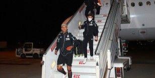 Beşiktaş, Altay maçı için İzmir'de
