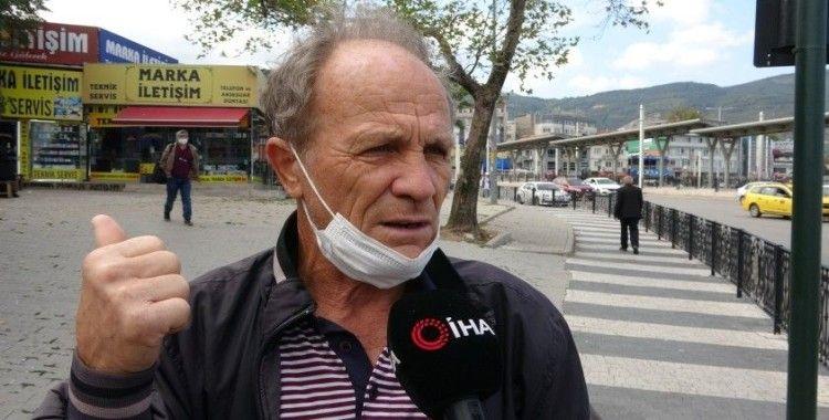 Bursa'da akıl olmaz dolandırıcılık