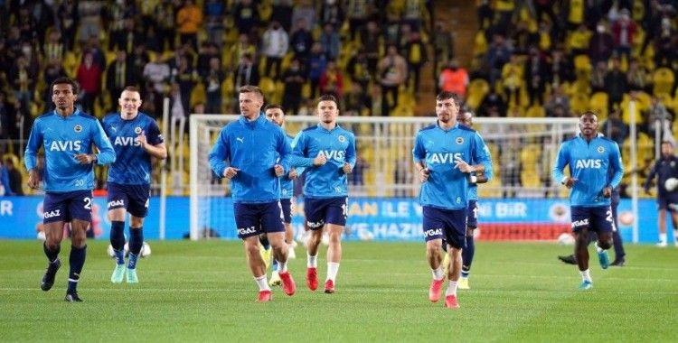 Fenerbahçe'de 4 değişiklik