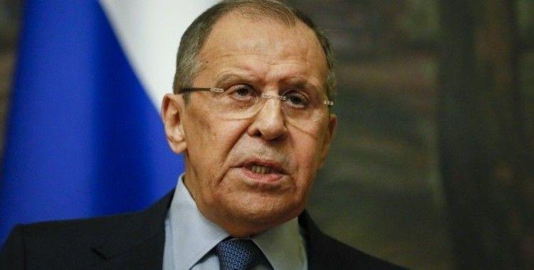 Lavrov'dan gazetecilere: 'Şansınızı zorlamayın, Rusya NATO'ya katılmayacak'