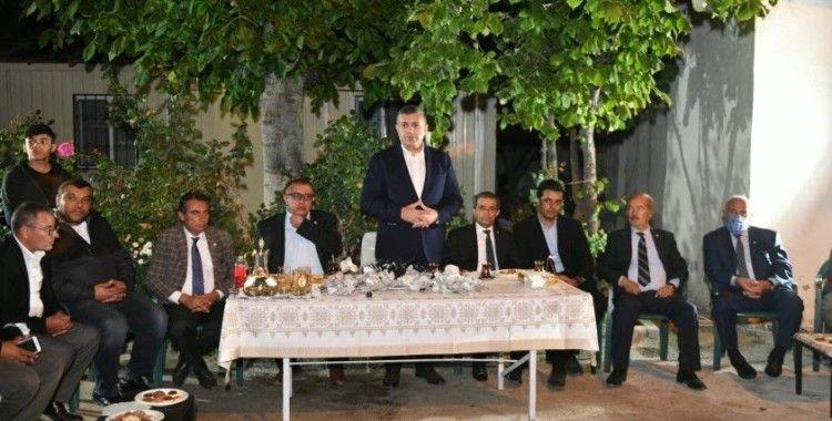 Esenyurt Belediye Başkanı Bozkurt'tan Van'a çıkarma