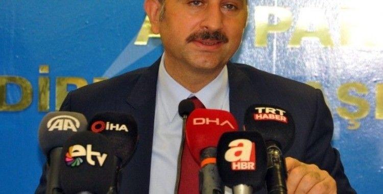 Bakan Gül'den CHP'li Çeviköz'ün açıklamalarına tepki