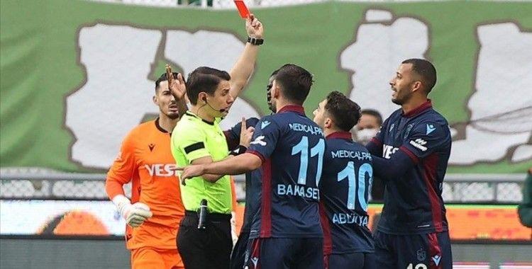 Trabzonsporlu Vitor Hugo, PFDK'ye sevk edildi