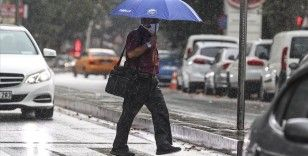 Türkiye'nin kuzey ve doğusunda bugün kuvvetli yağış, Ege ve Akdeniz'de kuvvetli rüzgar bekleniyor