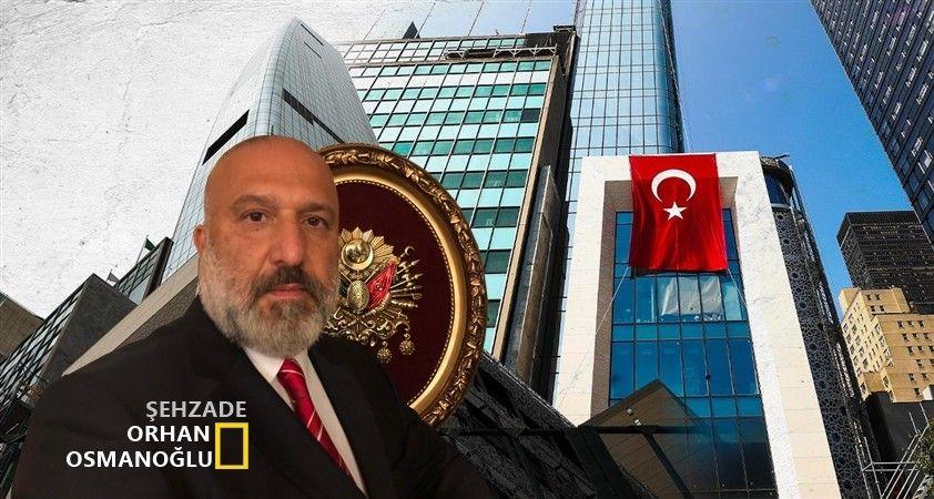 ABD Newyork'ta 'Türk Evi'