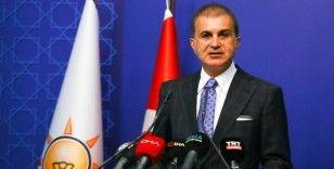 """AK Parti Sözcüsü Çelik: """"Alevi-Sünni vatandaş gibi bir ayrımı asla kabul etmiyoruz"""""""