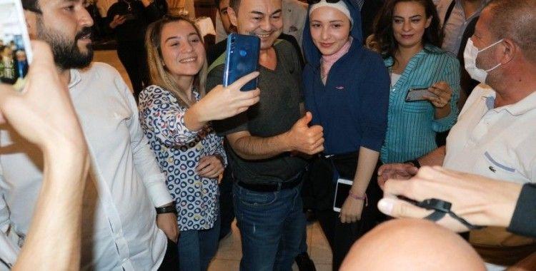 Serdar Ortaç, 'Adana'yı mutlu edeyim diye Beşiktaş'ı kızdırdım'