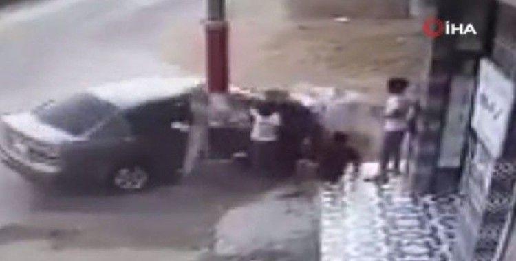 Mısır'da kontrolden çıkan araç düğünü kana buladı: 3 yaralı