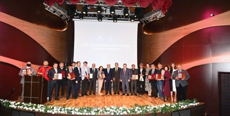 2020 TÜRKSOY Basın Ödülü sahiplerini buldu