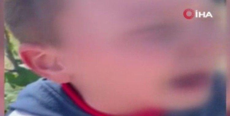 Oğluyla kavga eden çocuğa dehşeti yaşattı