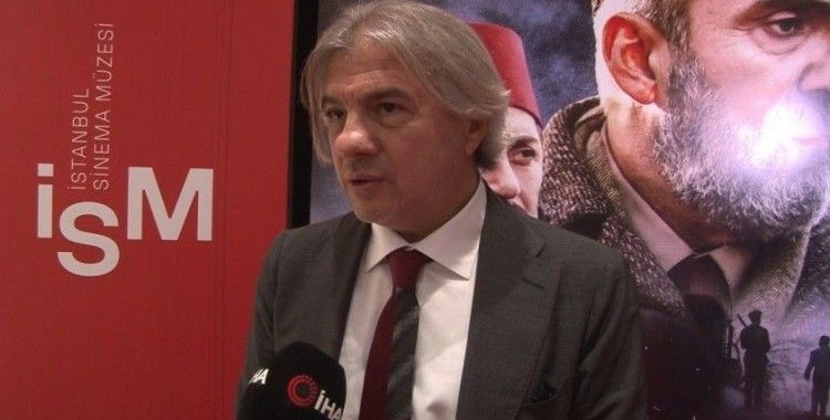 'Akif' filminin ön gösterimi Atlas Sineması'nda gerçekleştirildi