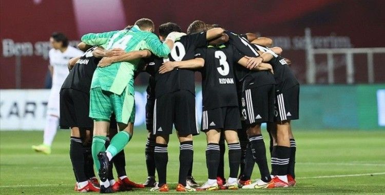 Beşiktaş'ta Ajax maçının kamp kadrosu belli oldu