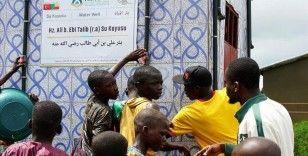 HAYDER Benin'de 10 su kuyusu açtı