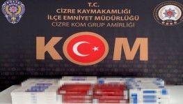 Şırnak'ta terörün finans kaynağına büyük darbe