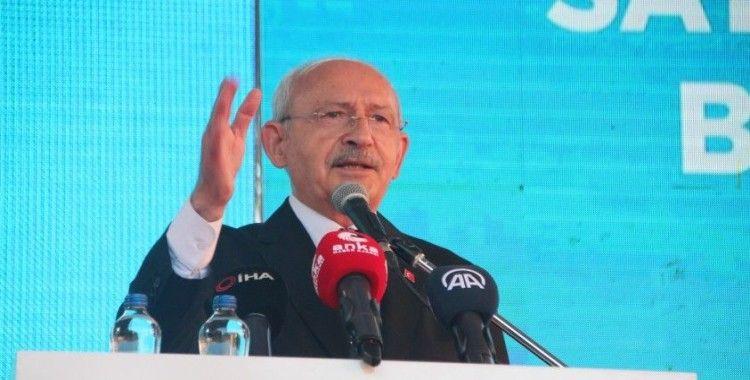 """Kılıçdaroğlu: """"83 milyon yurt dışındaki çiftçilere çalışıyoruz"""""""
