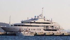 Bodrum'a demir atan 118 milyon dolarlık yüzen sarayın günlük kirası dudak uçuklattı