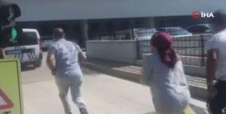 Başkent'te taciz iddiasına 2 tutuklama