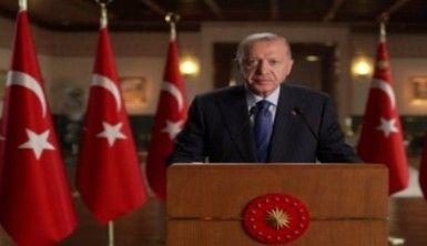 Cumhurbaşkanı Erdoğan'dan Küresel Kovid-19 Zirvesi'ne videomesaj