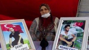 Acılı aileler 760 gündür HDP ve PKK'dan evlatlarını istiyorlar