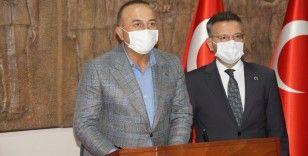 """Bakan Çavuşoğlu: """"Çok taraflı bir dış politika izliyoruz"""""""