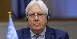 BM Acil Yardım Koordinatörü Griffiths: Afganistan bugün ciddi bir insani krizin eşiğinde