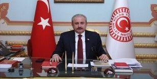 TBMM Başkanı Mustafa Şentop 27. Dönem 5. Yasama yılı açılışında konuştu