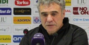 Yanal: 'Kazanabileceğimiz maçtı kaybettik'
