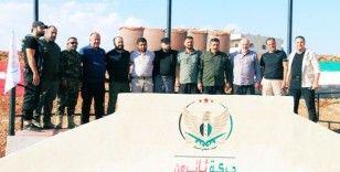 Türkmen komutan liderliğinde Suriye'de gruplar birleşti