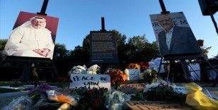 Suudi gazeteci Cemal Kaşıkçı ölümünün 3. yılında Washington'da anıldı