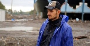 Bozkurt'taki selde kaybolan arkadaşını kaybolduğu yerde aramayı sürdürüyor