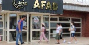 AFAD 61 ilin 'İl Afet Risk Azaltma Planı'nı tamamladı