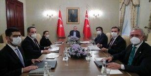 Türkiye Varlık Fonu Yönetim Kurulu Toplantısı, Cumhurbaşkanı Erdoğan'ın başkanlığında gerçekleştirildi