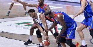 ING Basketbol Süper Ligi: Beşiktaş: 55 - Anadolu Efes: 101