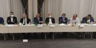 İyi Parti, Diyarbakır'da STK ve oda başkanlarını dinledi