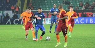 Süper Lig: Çaykur Rizespor: 2 - Galatasaray: 3 (Maç sonucu)