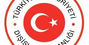 Dışişleri Bakanlığı, Kabil'deki bombalı saldırıyı kınadı