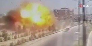 Irak'ta polise yönelik saldırı engellendi, üzerindeki patlayıcı infilak eden saldırgan öldü