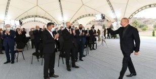 "Azerbaycan Cumhurbaşkanı Aliyev'den İran'a tepki: ""Kimsenin bize iftira atmasına izin vermeyiz"""