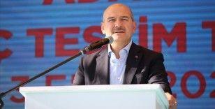 İçişleri Bakanı Soylu: Şu ana kadar 966 milyon lira bir yardım toplandı