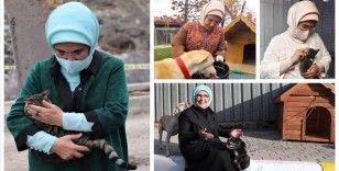 Emine Erdoğan'dan 'Hayvanları Koruma Günü' paylaşımı: Can dostlarımıza destek olmak hepimizin ortak sorumluluğu