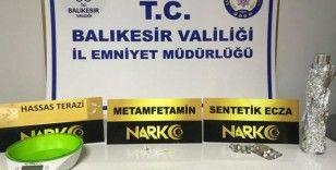 Balıkesir'de polisten 162 şahsa gözaltı
