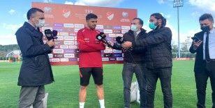 Ozan Tufan: 'Norveç maçına konsantre olacağız'